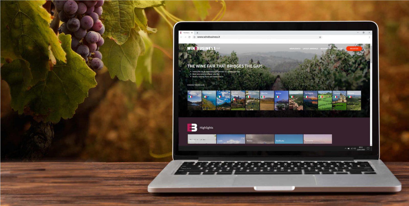 Finanziamenti per vendere vino all'estero online  dalla tua cantina