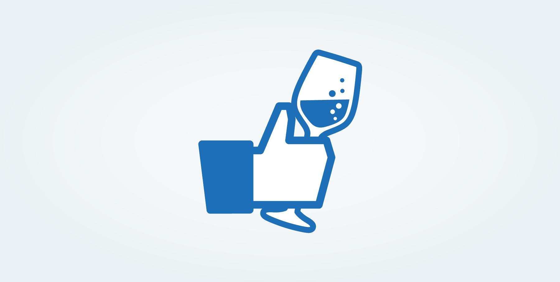 Facebook per il vino: massimizzare la resa con minimo investimento